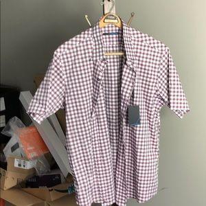 Zachary Prell button up dress shirt.